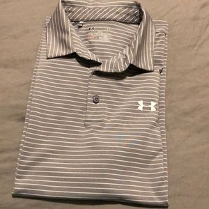 Under Armour Dry Fit Golf Shirt